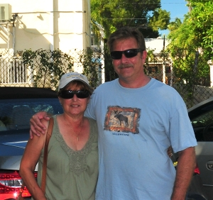 Enjoying Key West