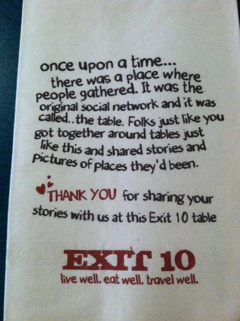 exit10napkin