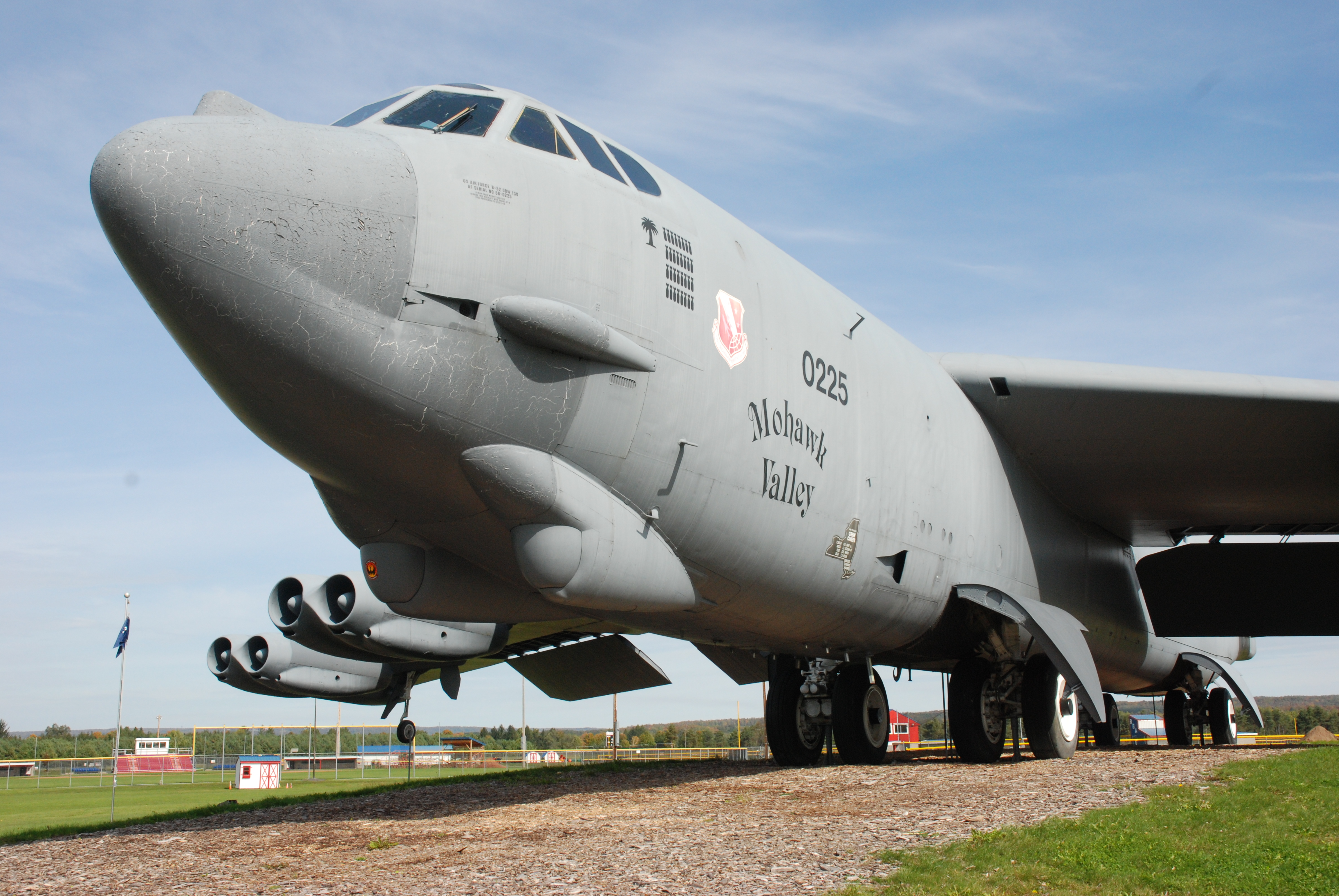 b 52 griffiss afb rome - photo#4